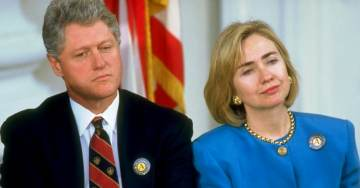Former Top Clinton Strategist Dishes Dirt On Bill & Hillary's Marriage In Juicy, New Book