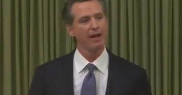BEYOND PARODY: CA Governor Gavin Newsom Says Doctors Should Be Able To Write Prescriptions For Housing (VIDEO)