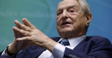 Liberal Globalist George Soros To Pour Billions Into Efforts To Combat 'Hate Crimes'