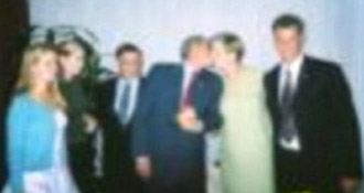 George W BushKissing Cindy Sheehan WND