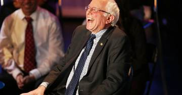 Socialist Bernie Sanders Earns more than $1M for Second Year, While Complaining About Rich People