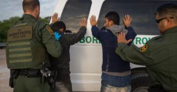 OFF THE CHARTS: Border Arrests Reaching Record Highs Under Trump