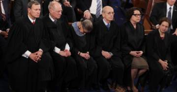 JUST IN: Ruth Bader Ginsburg to Miss Supreme Court Arguments For Second Consecutive Week