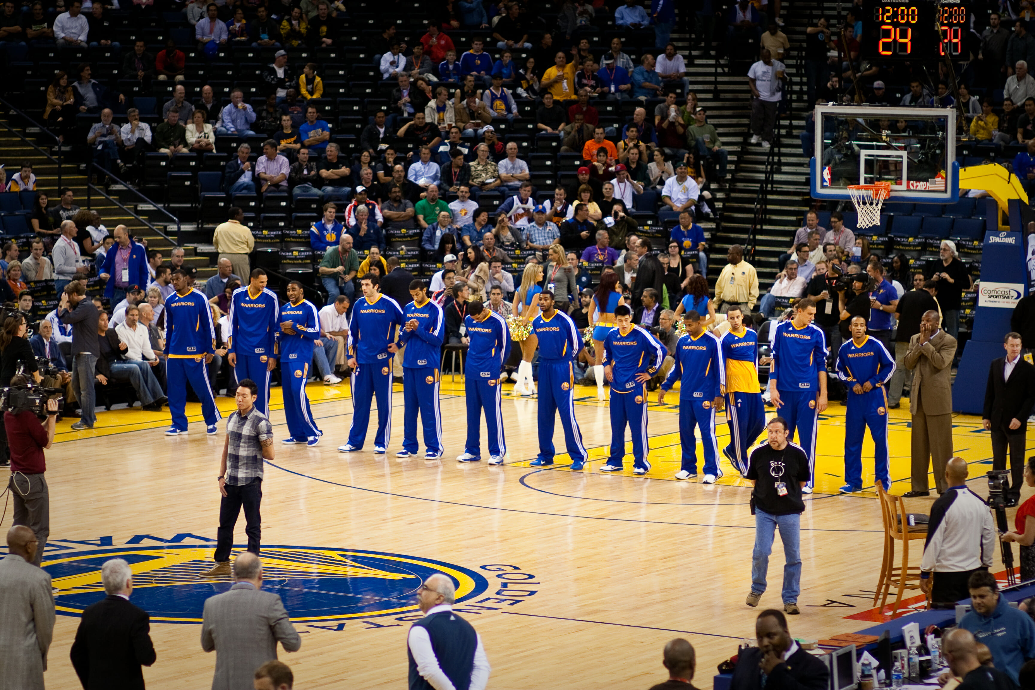 FAKE NEWS: Media Reports that Warriors Are Boycotting White House – COMPLETE CRAP