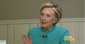 Video=> Hillary Clinton on New Russian Uranium Deal Reports: Diversion by Trump and Fox News