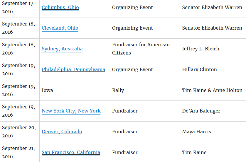 hillary-events-9-17-9-21