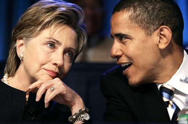 SURPRISE! White House Now Trying to Hide Emails Between OBAMA AND HILLARY