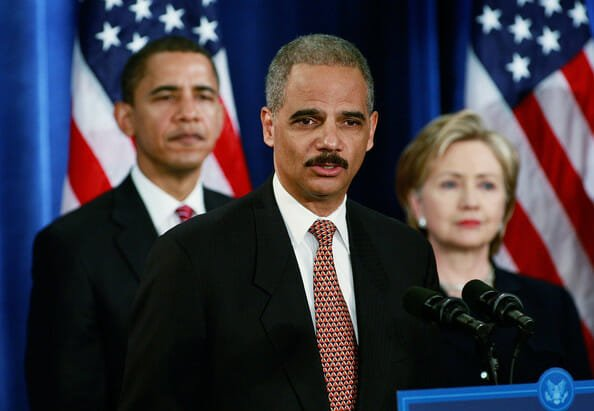 Former Obama AG Eric Holder, Held In Contempt of Congress Charge, Again Ignores Constitution and Says DOJ Should Stop 2020 Election Audit of Maricopa County
