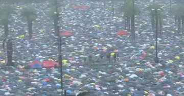 LIVE COVERAGE from Hong Kong: Protests Continue – Hundreds of Thousands March in Rain Defying Police Orders