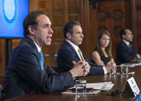 Governor Cuomo May Be In Trouble – Melissa DeRosa Is His Assistant Who Outed Him and Her Mother-in-Law, Audrey Strauss, Is Head of the DOJ's SDNY Howard-Zucker-Andrew-Cuomo