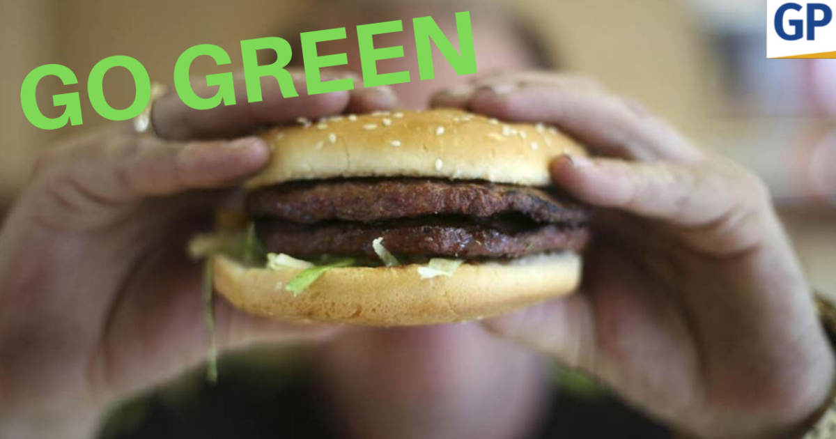"photo image Eco-INSANITY: University Bans This Popular Food To Stop ""Climate Change"" (VIDEO)"