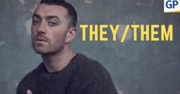 "WATCH: Singer Sam Smith Says His Pronouns Are ""They/Them"" Because He Is ""Non-binary"" (VIDEO)"