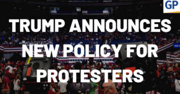 EPIC: Trump Announces New Policy For Dealing With Protesters At Orlando Campaign Rally (VIDEO)