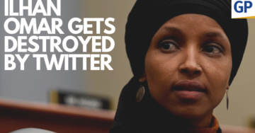 Ilhan Omar Takes Shot At Trump For Not Flying Gay Pride Flag Over U.S. Embassies, Gets Destroyed By Twitter (VIDEO)
