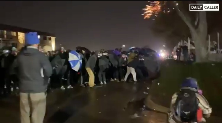 Brooklyn Center Police Deploy Riot Control Munitions, Declare Unlawful Assembly (VIDEO)