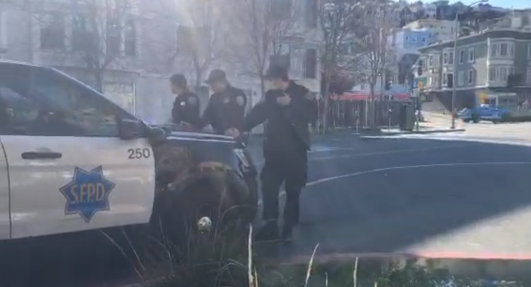 San Fran Police Issue Citation to 86-Year-Old Pro-Life Activist Dropping Leaflets in Front of Planned Parenthood For Violating 'Shelter-in-Place' Order