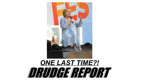 One Last Time? Hillary Aide Floats She Could Run a Third Time