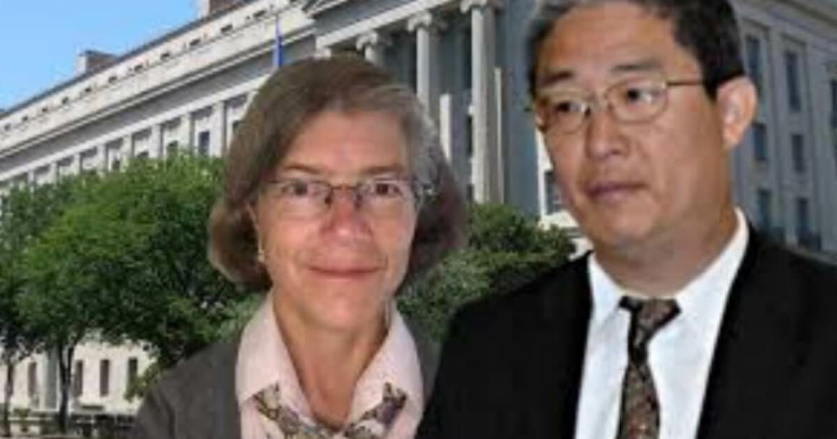 photo image New Docs Show Nellie Ohr Sent DOJ/FBI Dossier Materials Through Her Husband Bruce Ohr