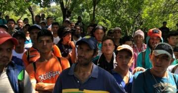 ARMY INVASION: Honduran Caravan Includes Military-Aged Male Migrants From Bangladesh, Haiti and Congo