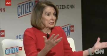 Nancy Pelosi Admits Democrats Will Use Subpoena Power as Negotiating Tool if They Retake the House (VIDEO)