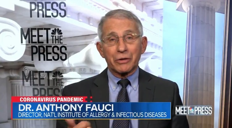 Dr. Fauci Says Mask-Wearing will Likely Become Permanent (VIDEO)