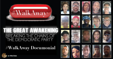 "COMING THIS SUNDAY, MLK JR WEEKEND: #WalkAway Founder Brandon Straka to Release: ""The Great Awakening"" – Breaking the Chains of the DNC"