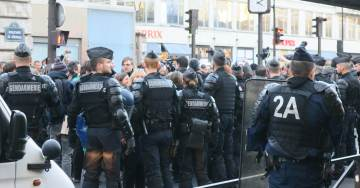 Paris Police Chief Bans March Against Islamic Terror. Organizers Hold Symbolic Protest At Site Of Bataclan Massacre