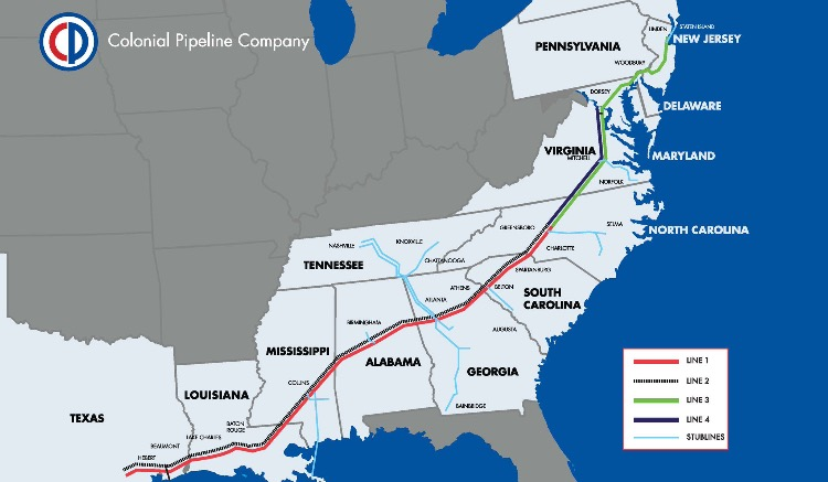 JUST IN: Colonial Pipeline Announces it Has Begun the Restart of Operations