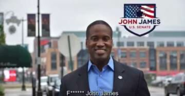 "LISTEN: Reporter Caught on Tape Disparaging Michigan GOP Senate Candidate ""F*cking John James"""