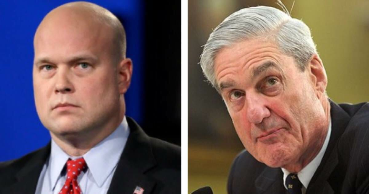 Acting AG Matthew Whitaker Will Not Recuse Himself From Russia Probe and Won't Approve Presidential Subpoena