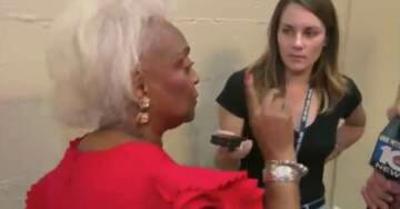 SNIPES SNAPS! Broward County Election Supervisor Brenda Snipes Snaps at Reporter For Asking About Outstanding Ballots (VIDEO)