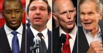 IT'S OFFICIAL: Florida Races Head to Recounts After Broward County Produces Thousands of Ballots Post Election