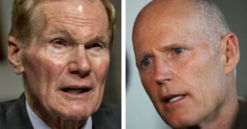 BREAKING: Florida Senate Race Between Bill Nelson and Rick Scott Heads to Hand Recount