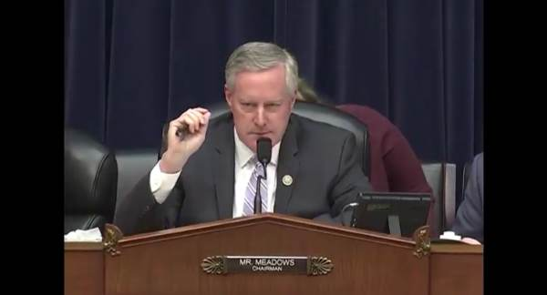 Meadows Furious After Clinton Foundation Whistleblowers Refuse to Turn Over to Congress 6,000 Pages of Evidence (VIDEO)