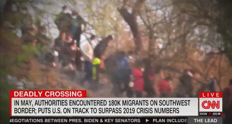 CRISIS: 180,000 Illegal Aliens Arrested at the Border in May – 674% Increase Over Last Year