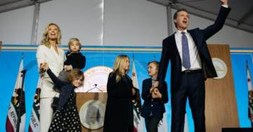 """Far-Left CA Gov. Newsom's Wife to go by """"First Partner"""" to Advance 'Gender Equality'"""