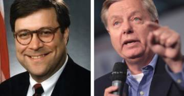 Incoming Senate Judiciary Chair Graham After Meeting with AG Nominee Barr: 'Bill Barr Has a Very High Opinion of Mueller' (VIDEO)
