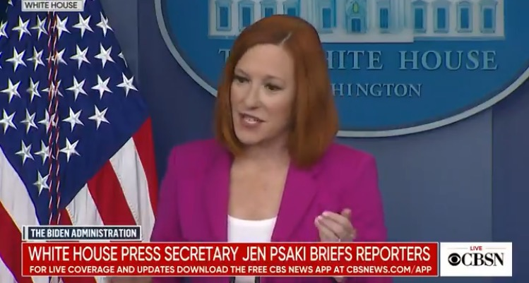 Psaki Says Biden Admin Partnering with Private Sector to Bribe Kids with Xboxes to Get Vaccinated (VIDEO)