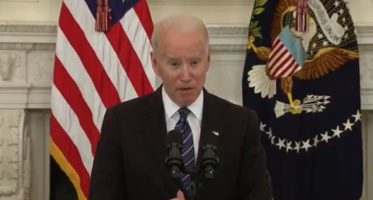 Joe Biden Confused by His Teleprompter, Jumbles Name of Baton Rouge Police Chief (VIDEO)