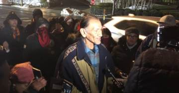 Report: Nathan Phillips Stopped by Security From Disrupting Catholic Mass With Drum Protest Saturday Night