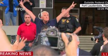 Roger Stone Released on Very Low Bond – Proves Judge Knows Pre-Dawn FBI Raid with Guns Drawn Was Excessive