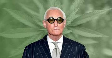 "EXCLUSIVE: Roger Stone's ""Strange Bedfellow"" Marijuana Coalition Releases Ad Aimed At Sessions"