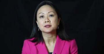 Satan's Party: Virginia Democrat Kathy Tran Submitted Bill to Save Cankerworms on Same Day She Submitted Late-Term Abortion Bill