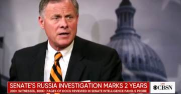 FINALLY! Senate Intel Chairman Admits, 'We Don't Have Anything' to Prove Trump-Russia Collusion