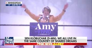 Trump Trolls Dem Sen. Klobuchar For Announcing 2020 Presidential Run – Focused on Global Warming in Middle of Heavy Blizzard