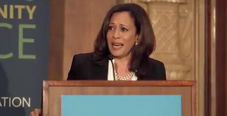 "This is What Kamala Harris Thinks of Young Voters: 18-24 Year Olds Are ""Really Stupid"" (VIDEO)"