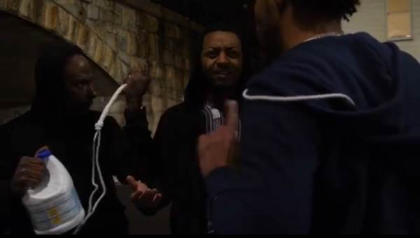 MUST WATCH: Comedian Hilariously Reenacts Jussie Smollett 'Attack'