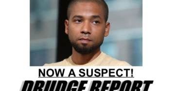 BREAKING: Chicago Police: Jussie Smollett Now Officially a Suspect in Criminal Investigation For Filing False Police Report