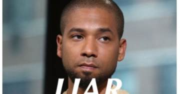 BREAKING: Jussie Smollett Charged With Felony Disorderly Conduct/Filing False Police Report – Bond Hearing Set For Tomorrow