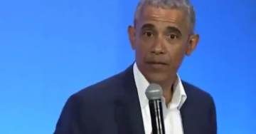 Barack Obama Lectures Minority Youth 'You Don't Need Eight Women Around You Twerking' (VIDEO)
